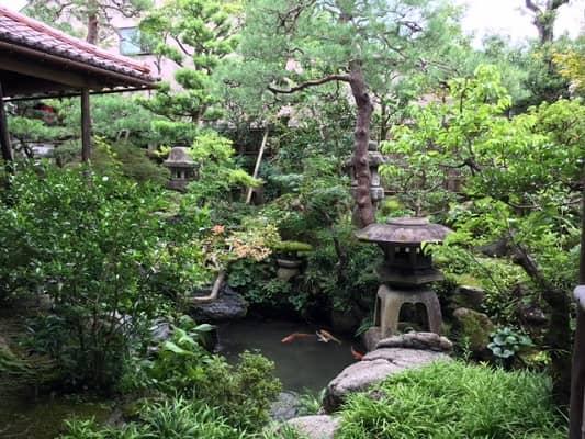 野村家庭園の画像