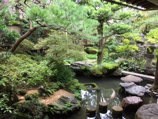 庭園の画像