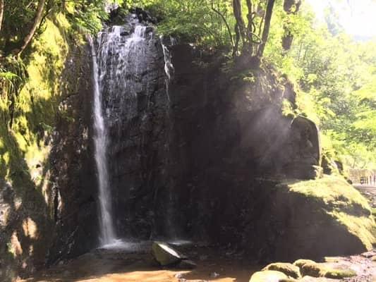 玲瓏の滝の画像