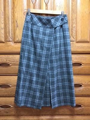 ラップスカートの画像