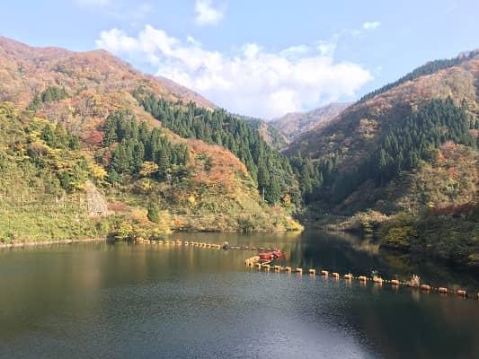 永平寺ダムの画像